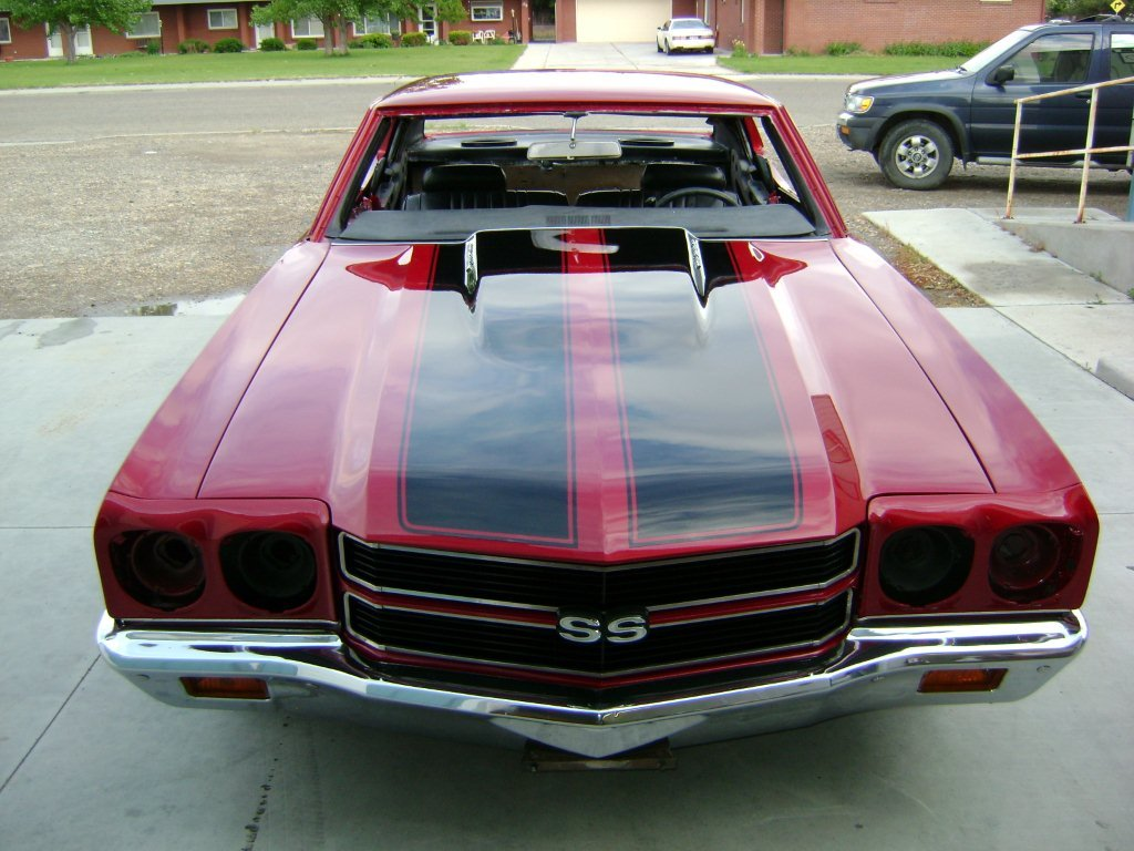 Custom auto paint and color matching larry 39 s auto body for Car paint designs pictures
